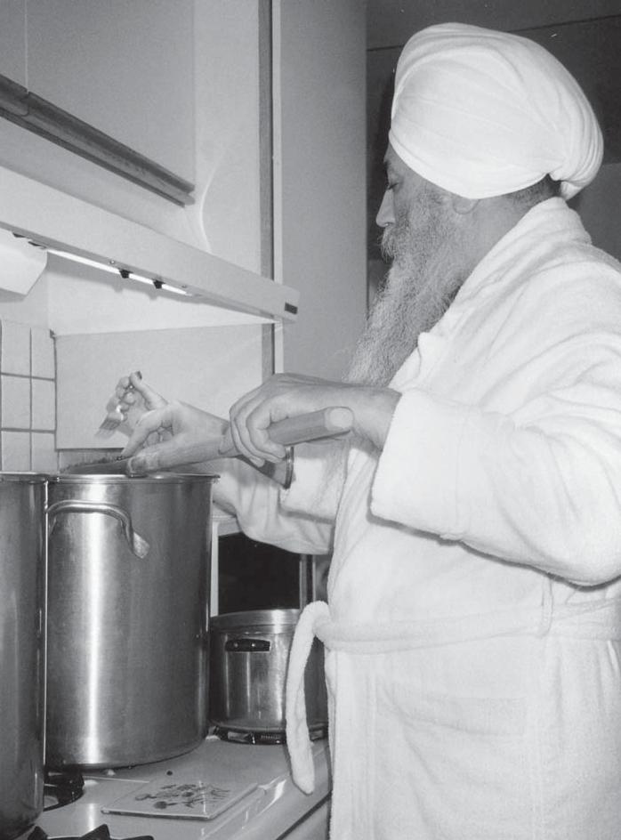 Yogi Bhajan Lecture Food The Human Medicine Yogi