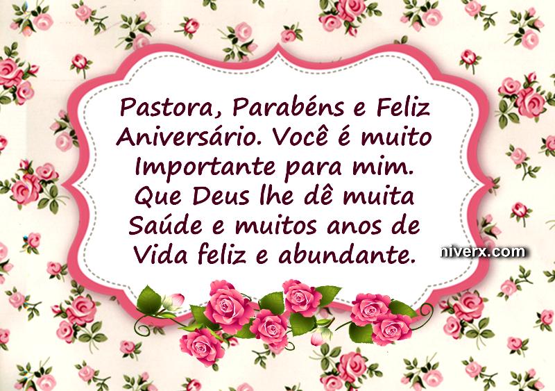 Parabéns Querida Pastora: Feliz Aniversário Para Pastora