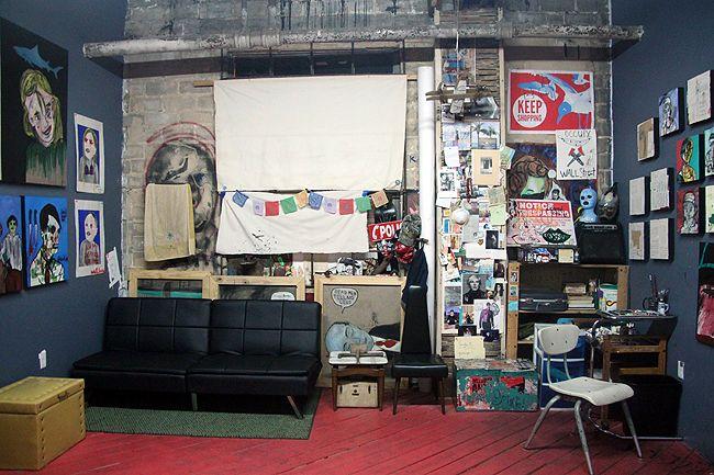 Image Result For Artist Studio Apartment