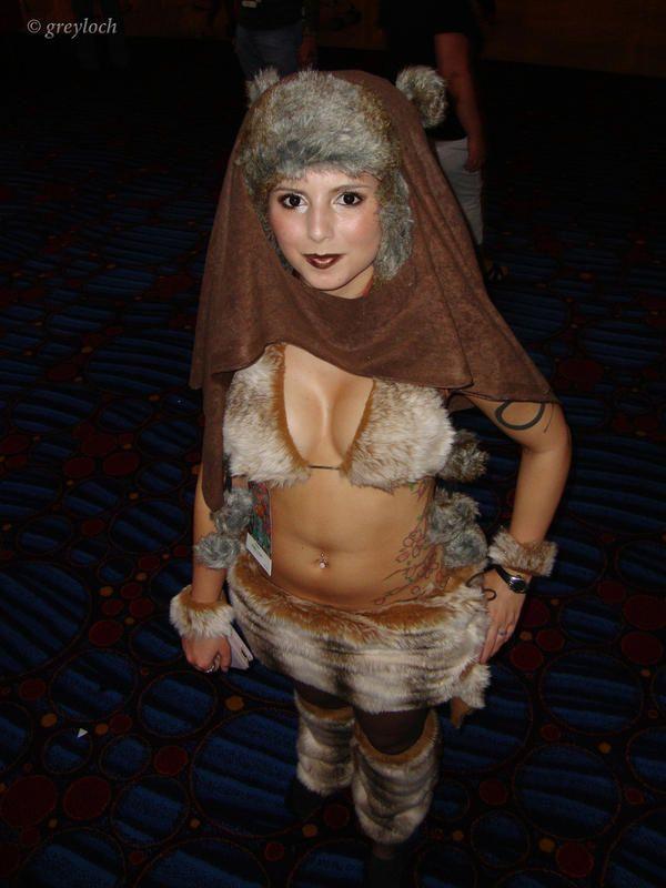 Sexy ewok