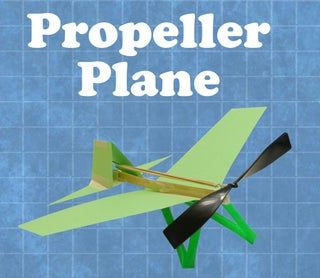 Propeller Plane: 7 Steps (with Pictures)