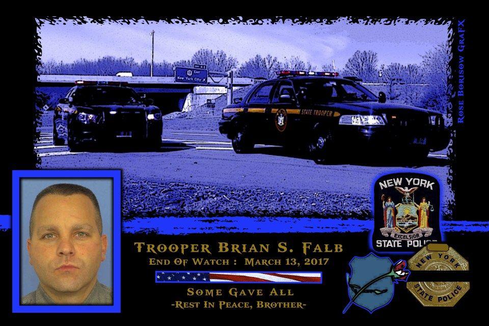 In Memoriam Trooper Brian Falb | Fallen Heroes | Support law