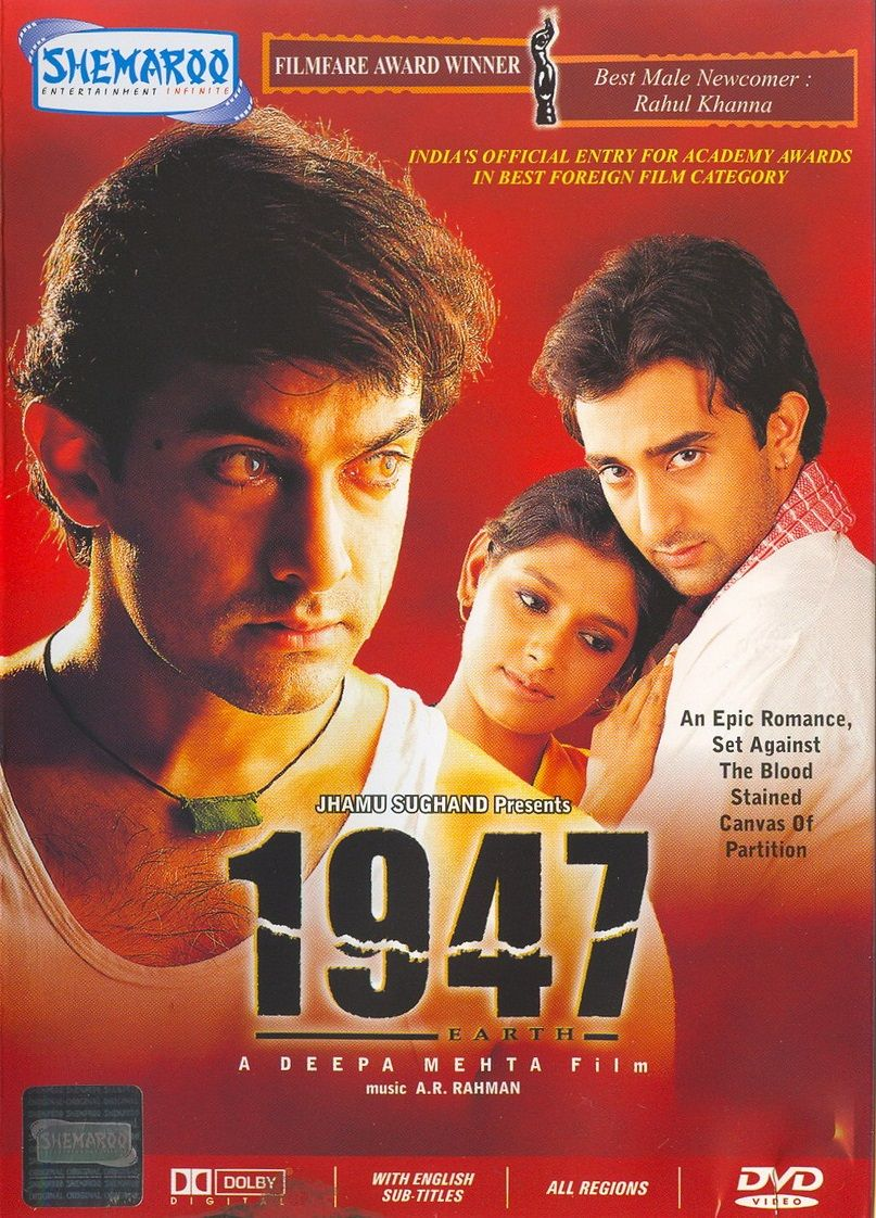 1947 Earth 1998 Indian Movies In 2019 Hindi Movies Online