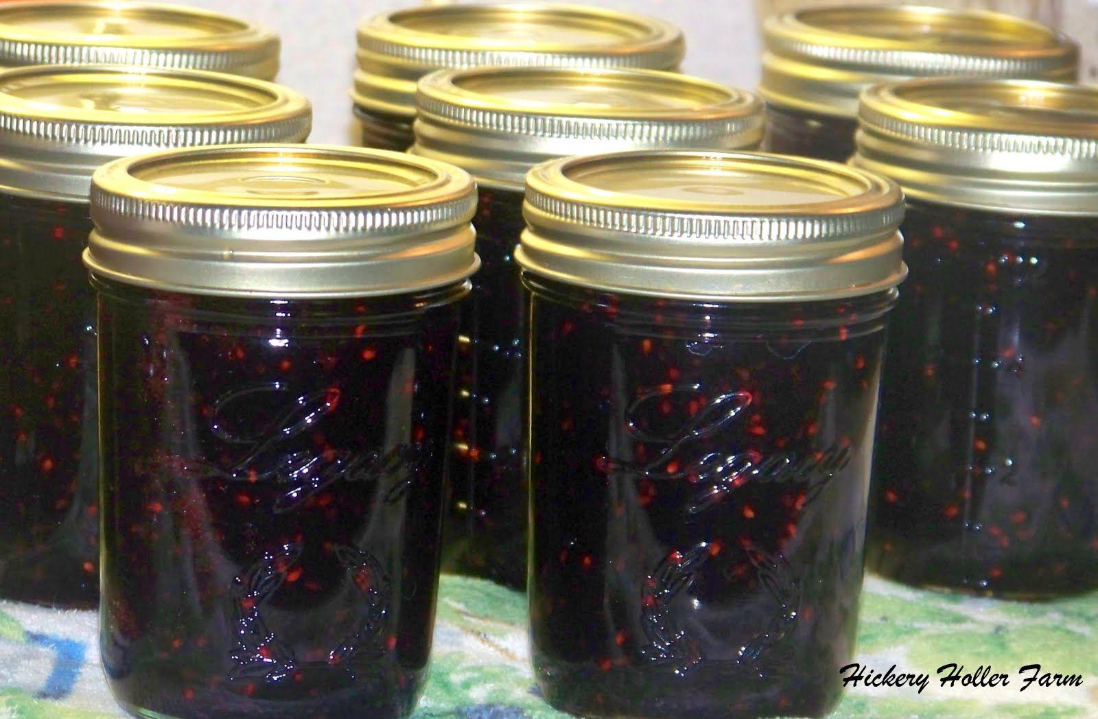 Hickery holler farm blackberries for christmas