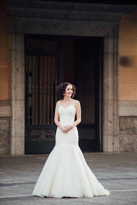 De Lanquez Bridal Marilyn Gown Pics by White Lily Couture. Brisbane ...