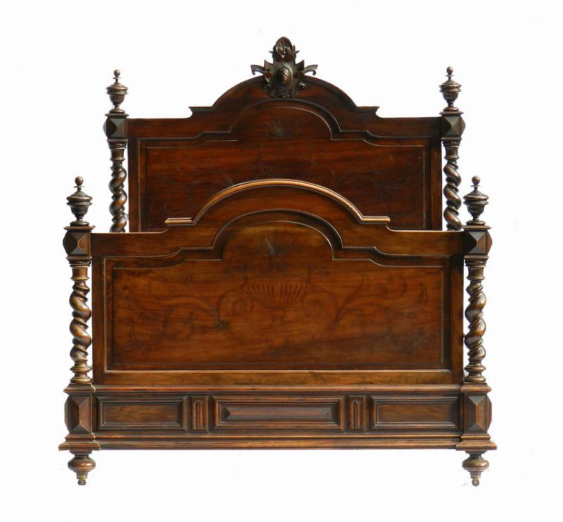 Pin von Antike Möbel auf Antike Betten Antike betten