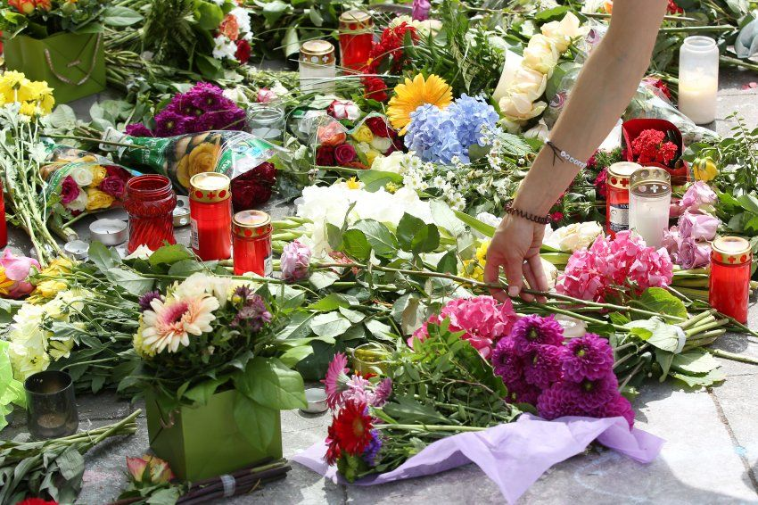 Messerangriff in Hamburg: Bundesanwaltschaft übernimmt Ermittlungen - SPIEGEL ONLINE - Politik