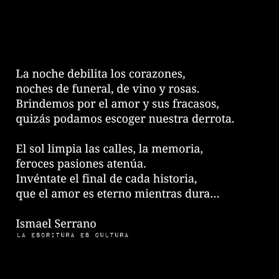 Ismael Serrano Ismael Serrano Frases De Canciones Frases Pensamientos