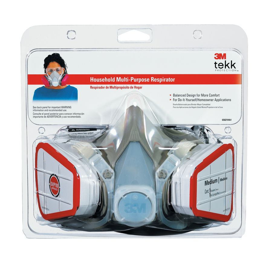 3m chemical respirator mask