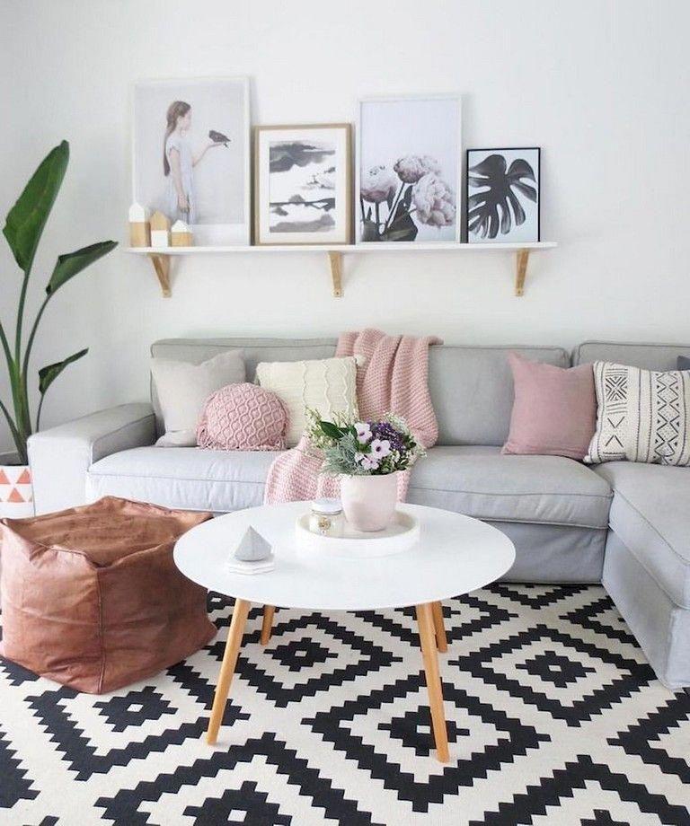 56 Stunning Modern Scandinavian Living Room Designs Living Room Scandinavian Minimalist Living Room Decor Scandinavian Decor Living Room