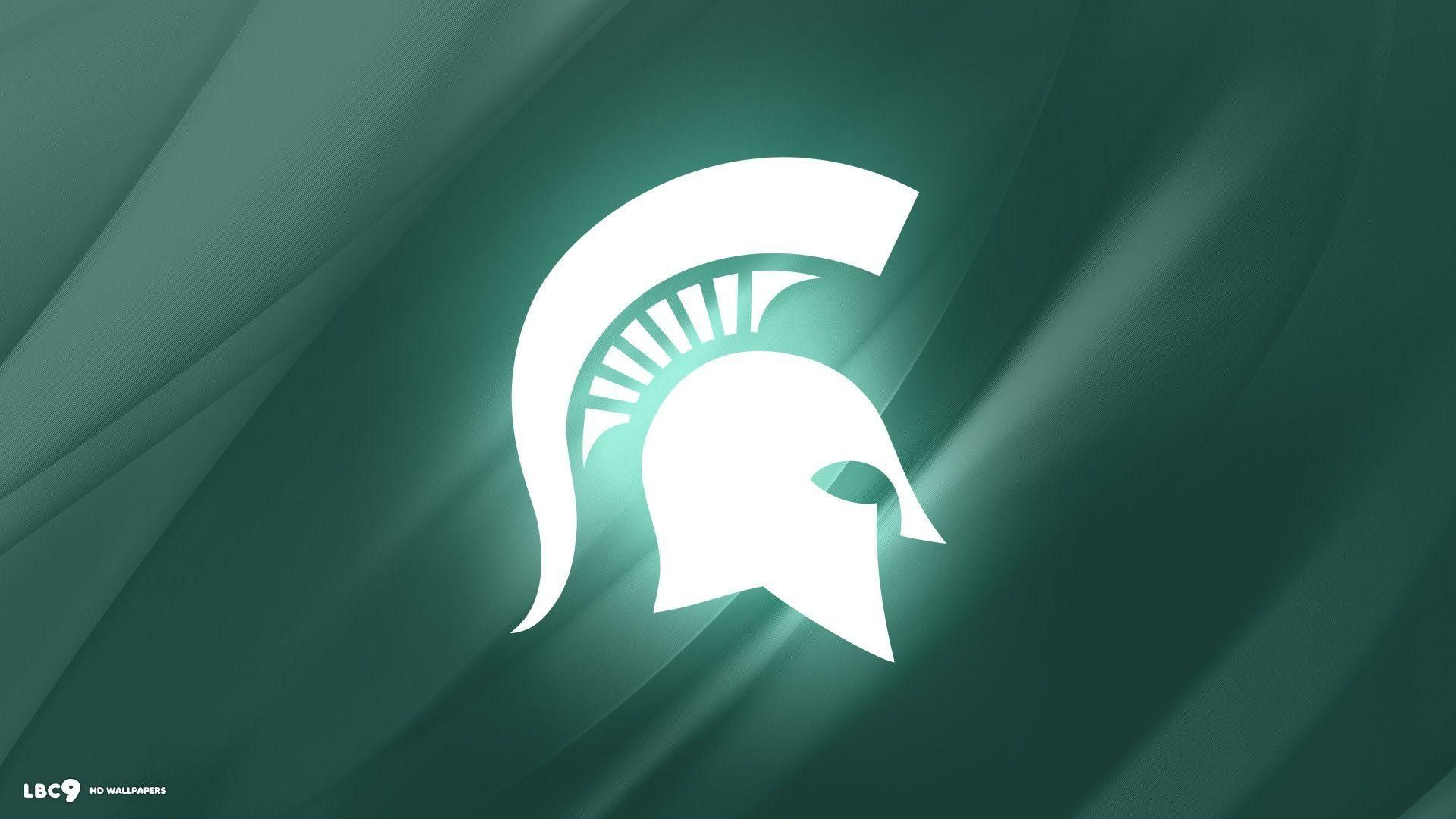 Michigan State Logo Wallpaper 63 Images Michigan State Logo Football Wallpaper Ohio State Wallpaper