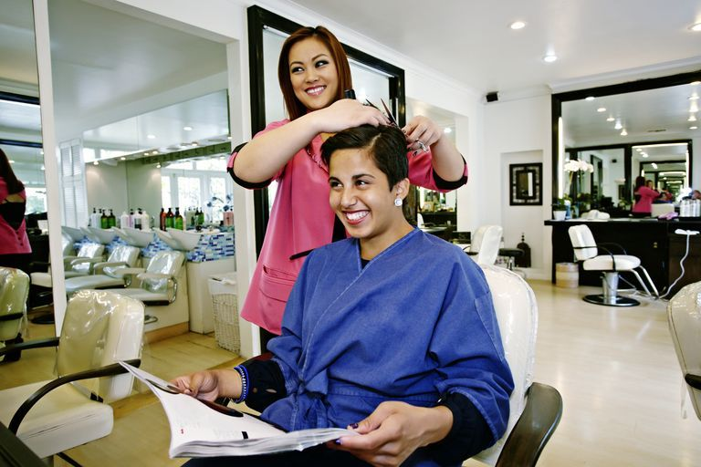 Here Are Some Great Tips How to Answer Beautician Interview - hairstylist job description