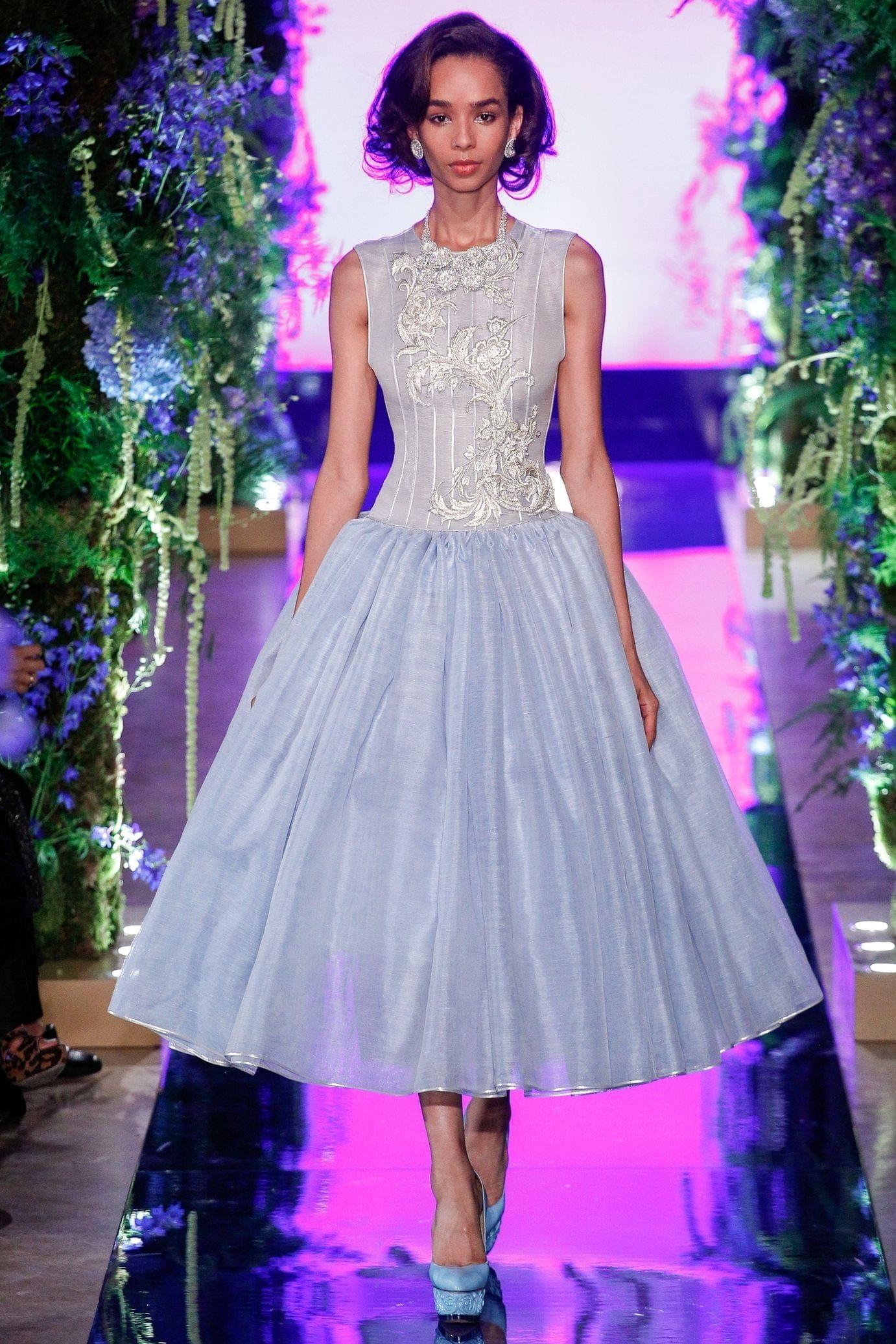 Défilé Guo Pei Haute couture automne-hiver 2017-2018 7