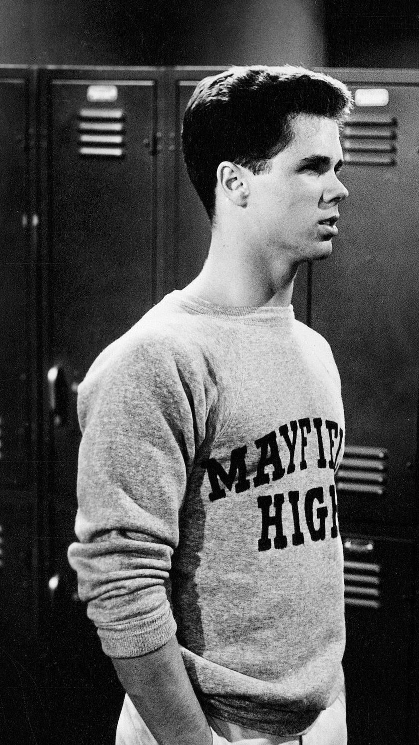 Eddie Haskell Quotes Wally Cleaver  Flashbacks  Pinterest  Tony Dow And Hot Guys
