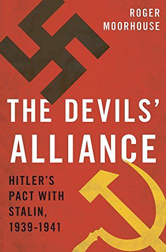 The Devils' Alliance: Hitler's Pact with Stalin, 1939-1941 by Roger Moorhouse http://www.amazon.com/dp/0465030750/ref=cm_sw_r_pi_dp_8MgMub1QS7NQS