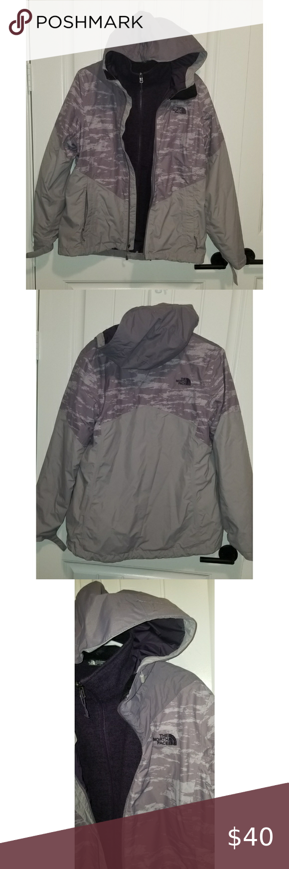 The North Face 2 In 1 Jacket Jackets The North Face Jackets For Women [ 1740 x 580 Pixel ]