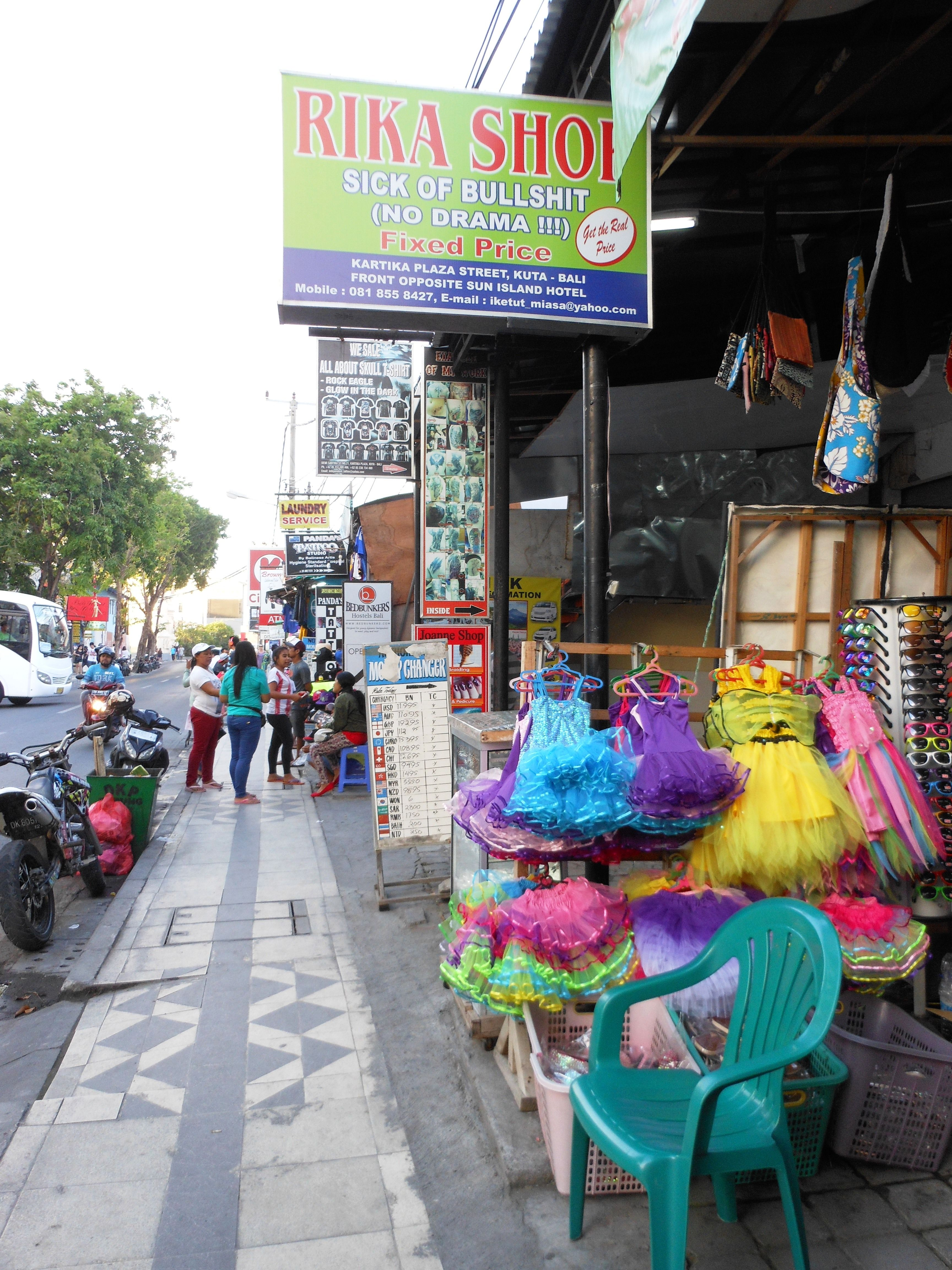 Guide To Market Prices And Shopping Bali Travel Bali Shopping