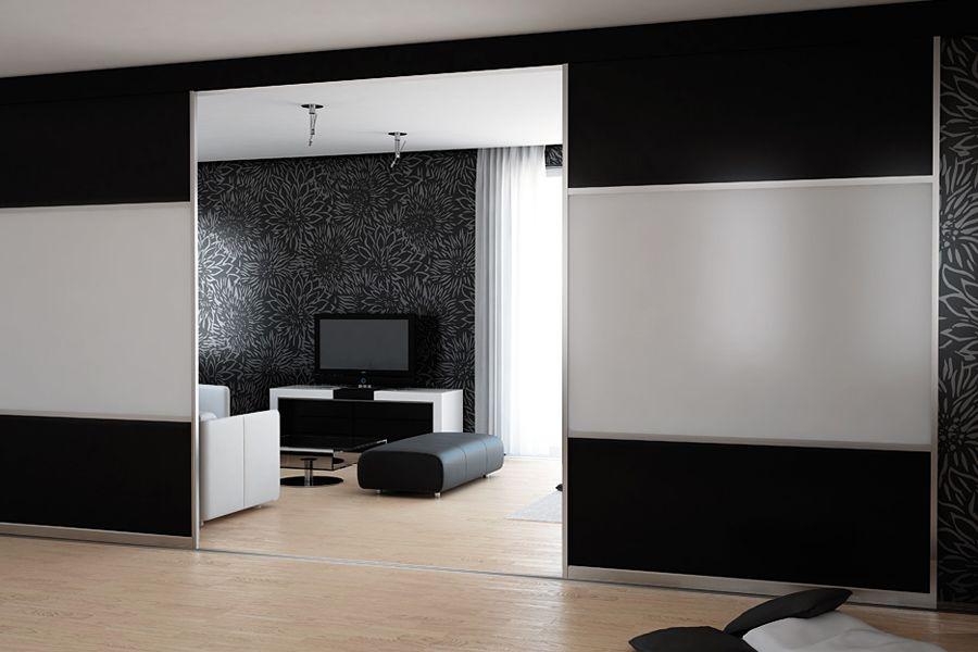 Family Room Design Dining Rooms Minimalist Sliding Closet Doors Dividers Mirrored Wardrobe