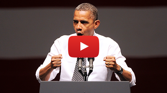 "UNCENSORED! Obama Speaks About ""White Americans"""