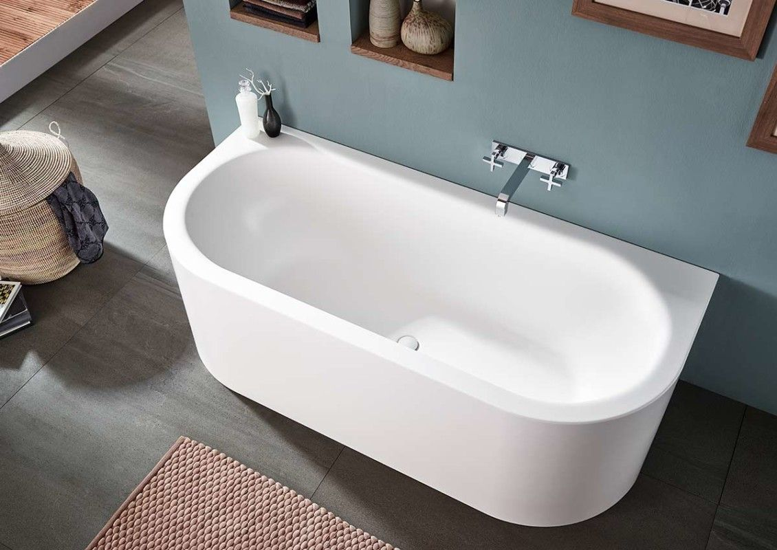 Freistehende Badewanne An Der Wand.Ideen Für Freistehende Badewanne An Der Wand Von