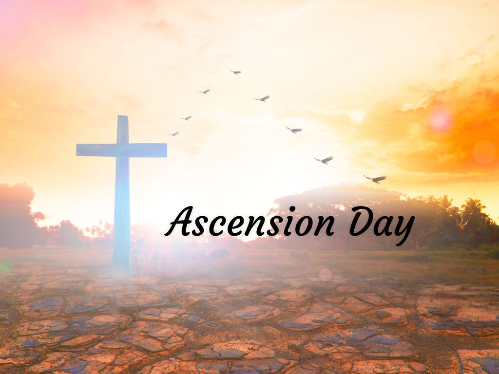 Pin On Our Lords Ascension