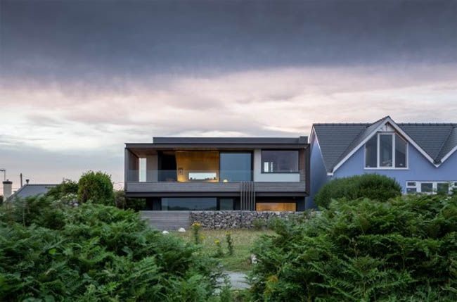 Cliff House - Hyde + Hyde Architects