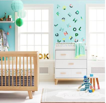 Abc Nursery Room Inspirations