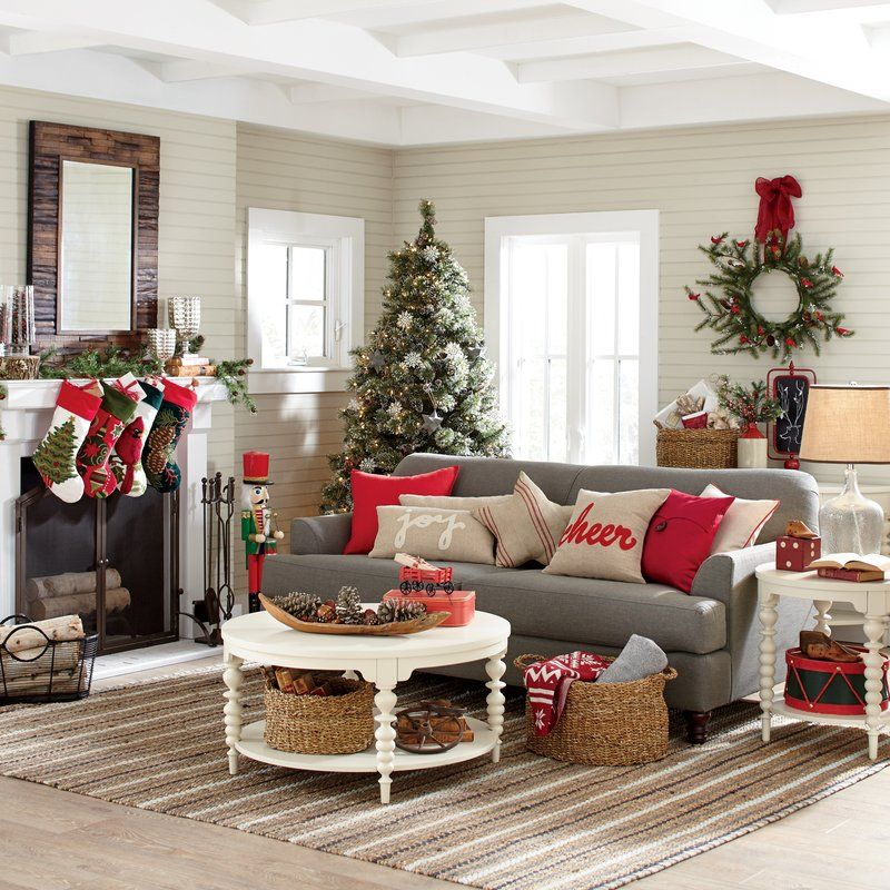 Armstrong Coffee Table Christmas Decorations Living Room Christmas Decorations Rustic Tree Christmas Apartment