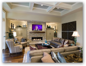 Interior Motives Accents and Designs Inc - Paula Deens NW Retreat--Street of Dreams Home by Interior Motives