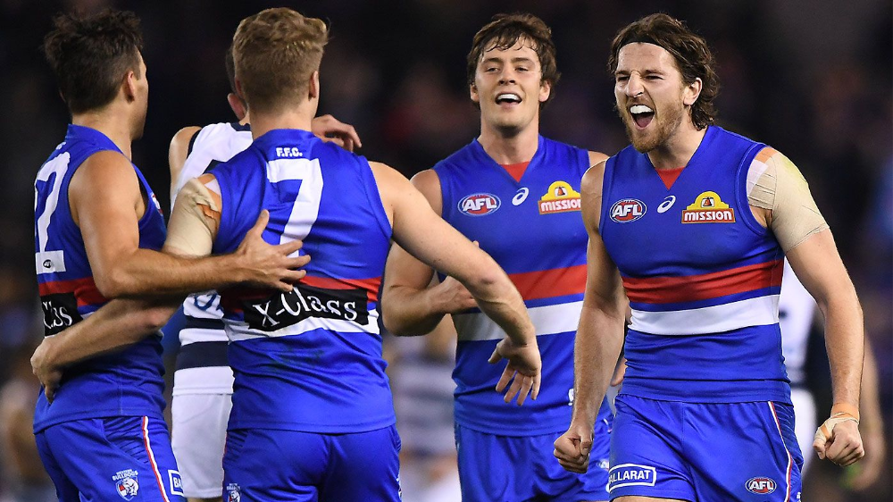 Can I Watch Western Bulldogs Games On Free To Air Tv In 2020 Western Bulldogs Afl Bulldog