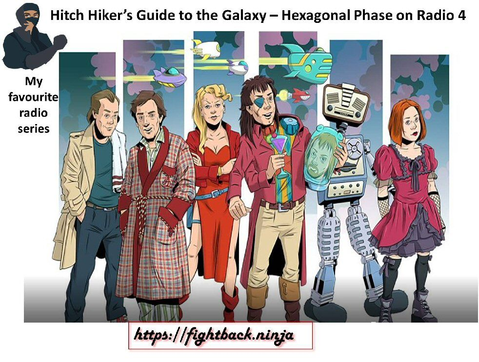 The Hitchhikers Guide to the Galaxy Guide to the galaxy