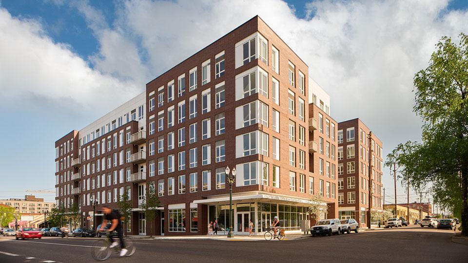 Modera Belmont Sera Architects Portland Apartment Belmont Architect