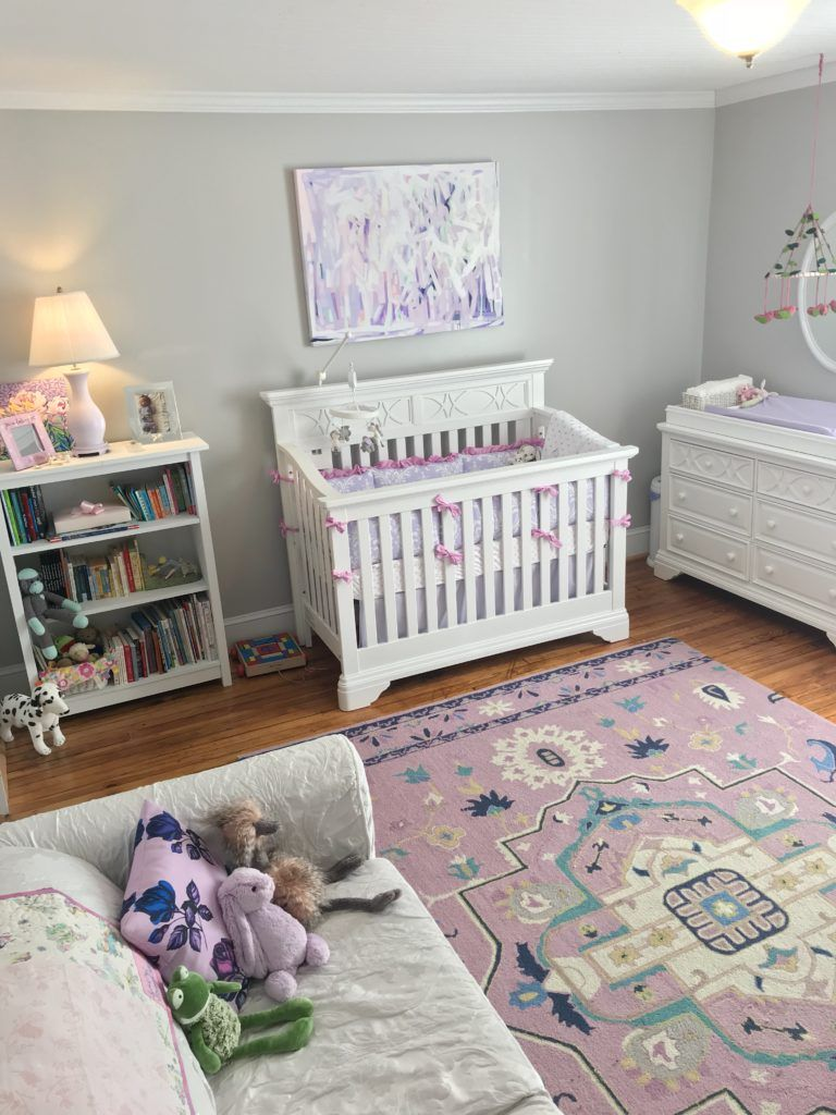 Eloise S Lavender Nursery Project
