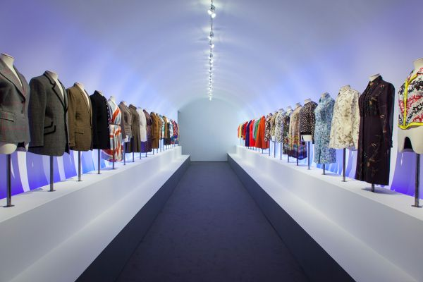 Hello My Name Is Paul Smith Exhibition Hits London With Images Design Museum London Design Museum Exhibition