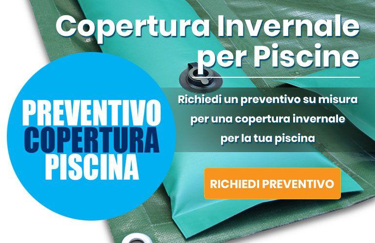 Copertura Invernale per Piscina con Tubolari - Preventivo ...