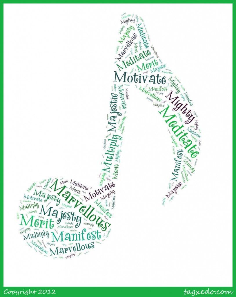 Meditate, Marvellous, Merit, Motivate, Manifest, Majesty, Mighty, Majestic, Multiply