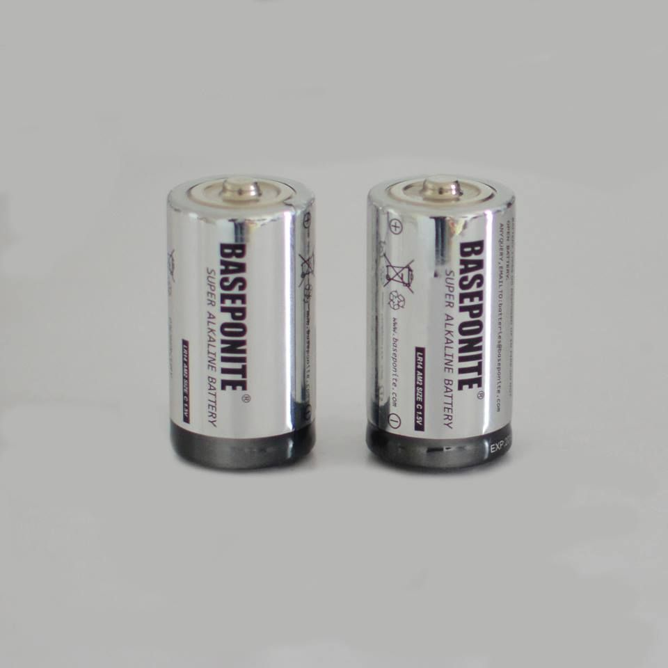 Baseponite Ultra Lr14 Am 2 C Size Alkaline Battery Alkaline Battery Alkaline Battery