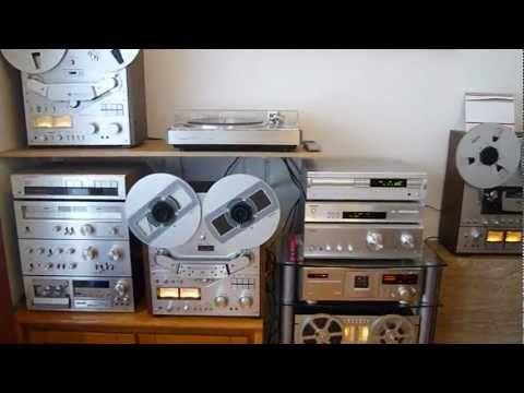 Pioneer Akai Marantz Vintage Hifi Mega Set Youtube Stereo System Marantz Home Audio