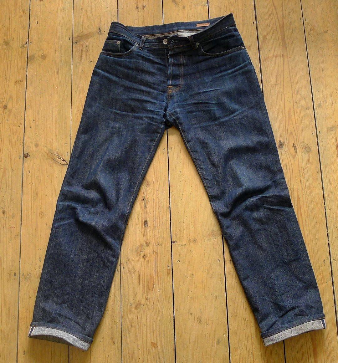 DENIM - Denim trousers Albam nC4Qx2OHC