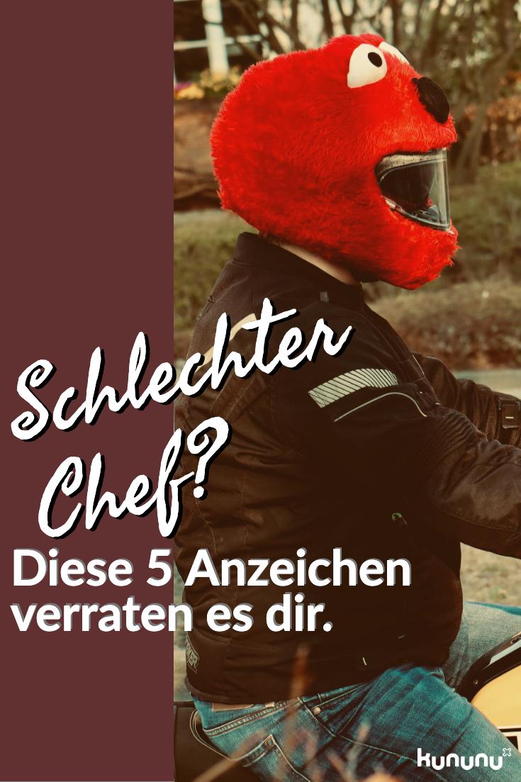Schlechter Chef Diese 5 Anzeichen Verraten Es Dir Schlechter Chef Gluckwunsch Zum Neuen Job Chef