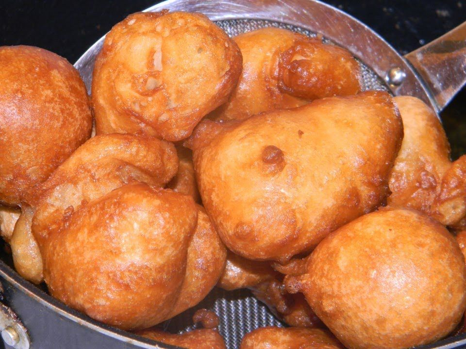recette de cuisine beignets au sucre ou gbofloto how to make puff puff african dishes. Black Bedroom Furniture Sets. Home Design Ideas