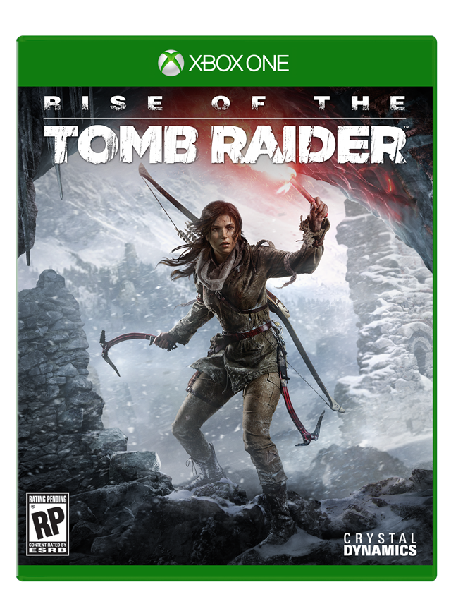 Rise Of The Tomb Raider La Jaquette Xbox One Et Le Nouveau Trailer Tomb Raider Xbox One Tomb Raider Xbox 360 Tomb Raider Game