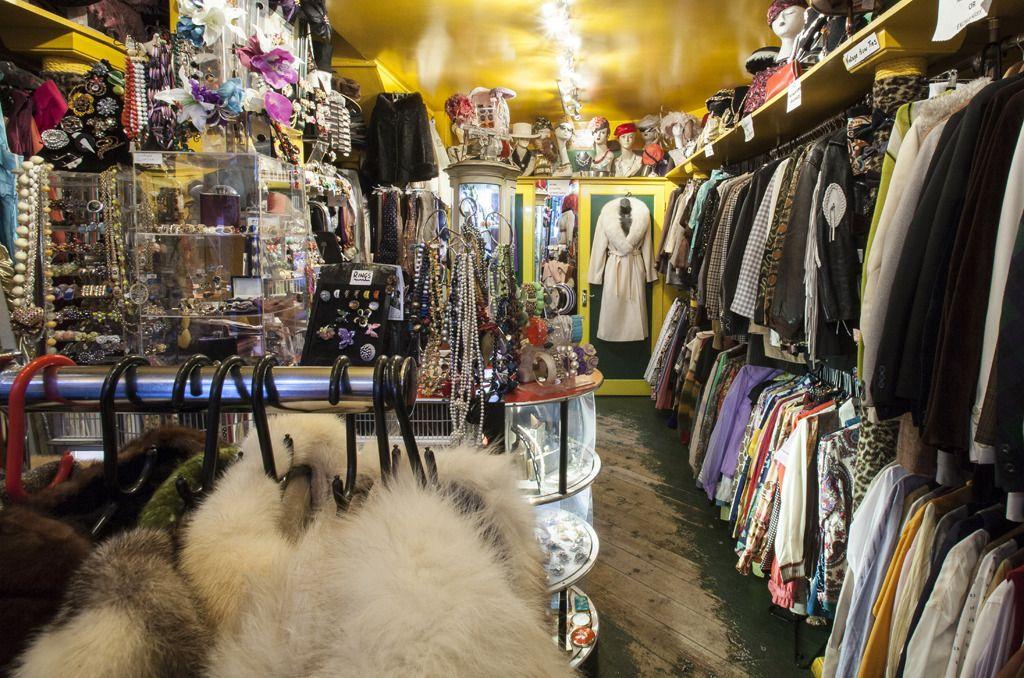 Blackout Ii Shopping In Covent Garden London London Shopping London Boutique Vintage Clothes Shop