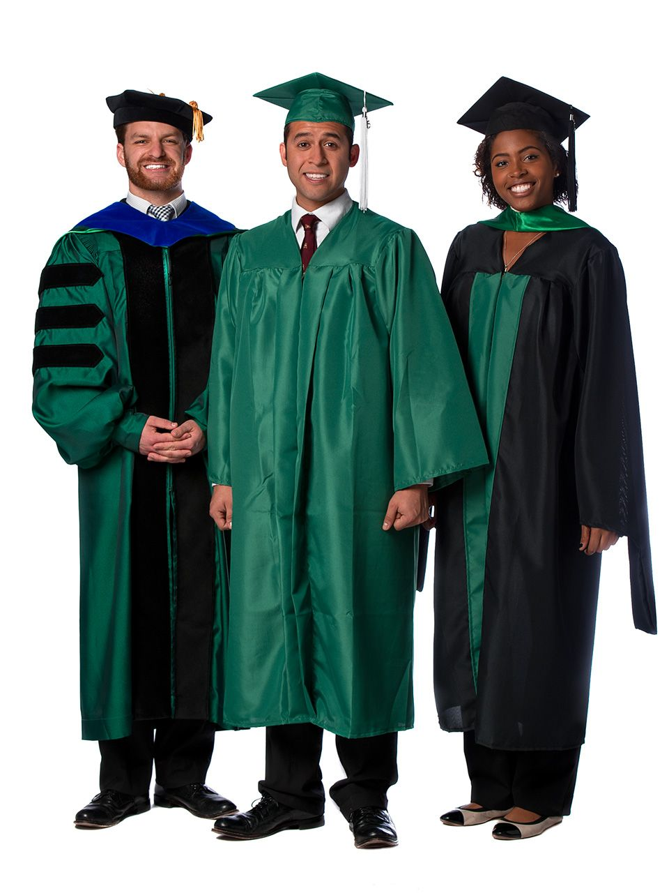 UNT Commencement Regalia | UNT | University of North Texas | CCR ...
