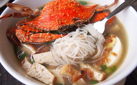 Pin On Mee Ketam Crab Noodles