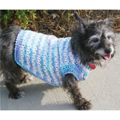 Free Dog Sweater Crochet Pattern | Crochet | Pinterest | Free dogs ...