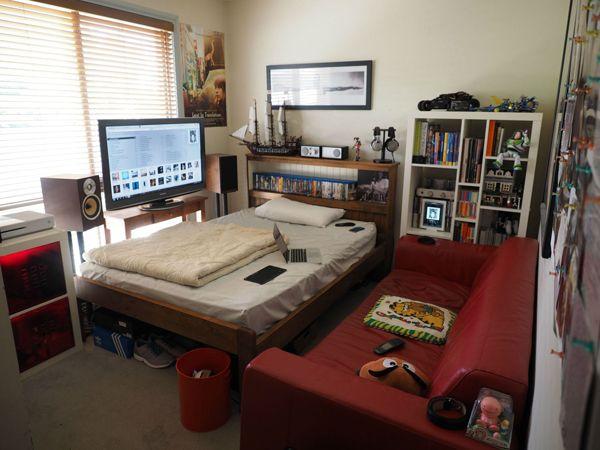 25 Incredible Video Gaming Room Designs Bedroom Setup Game Room