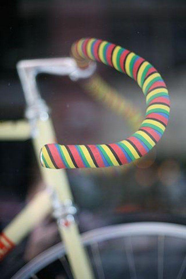 Bicicletas e acessórios lindos para pedalar por aí - guidões