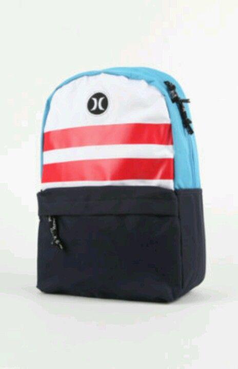 755213d76fe Hurley Backpack   Bookbags in 2019   Pinterest   Backpacks, Hurley ...