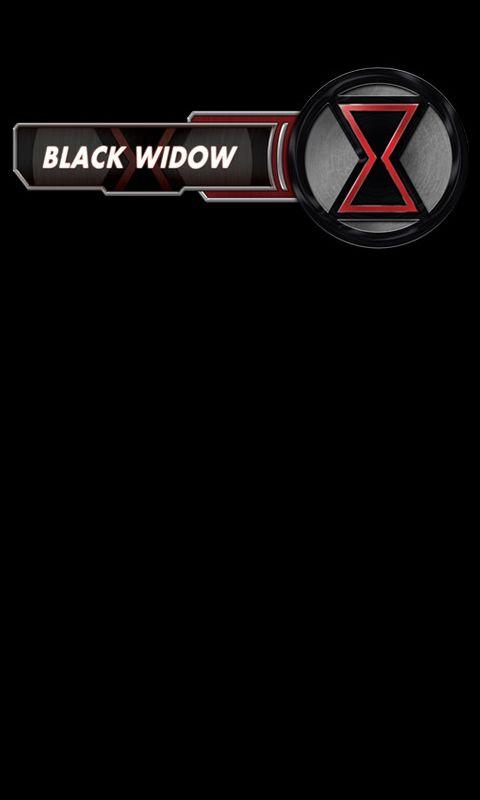 Avengersblackwidowlogo Avengers Black Widow Avengers Captain